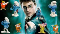 Beating Harry Potter, The Smurfs, and the Seven Dwarfs