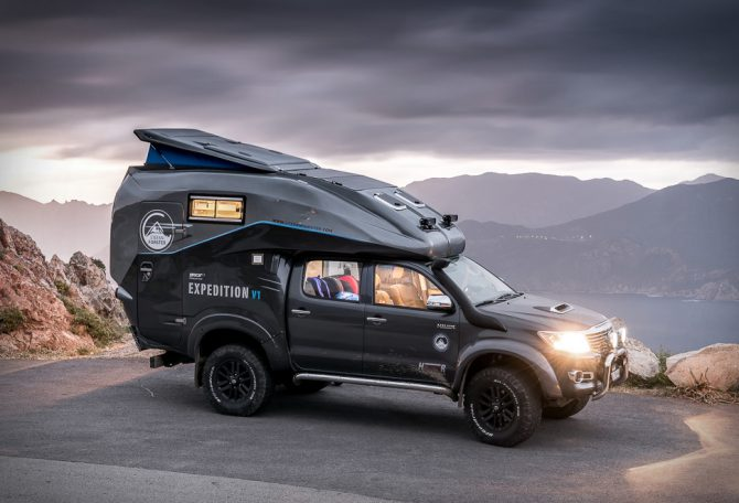 Hilux Expedition V1: The Ultimate Camper Truck