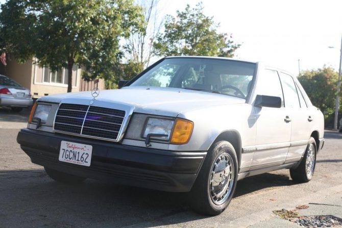 Car #44: The Best Mercedes is a Cheap Diesel Mercedes.