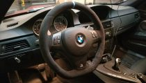 DIY: Installing BMW M Performance Steering Wheel on a M3
