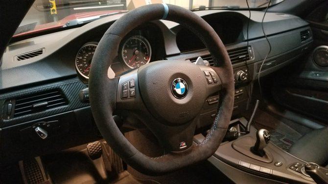 DIY: Installing BMW M Performance Steering Wheel on a M3