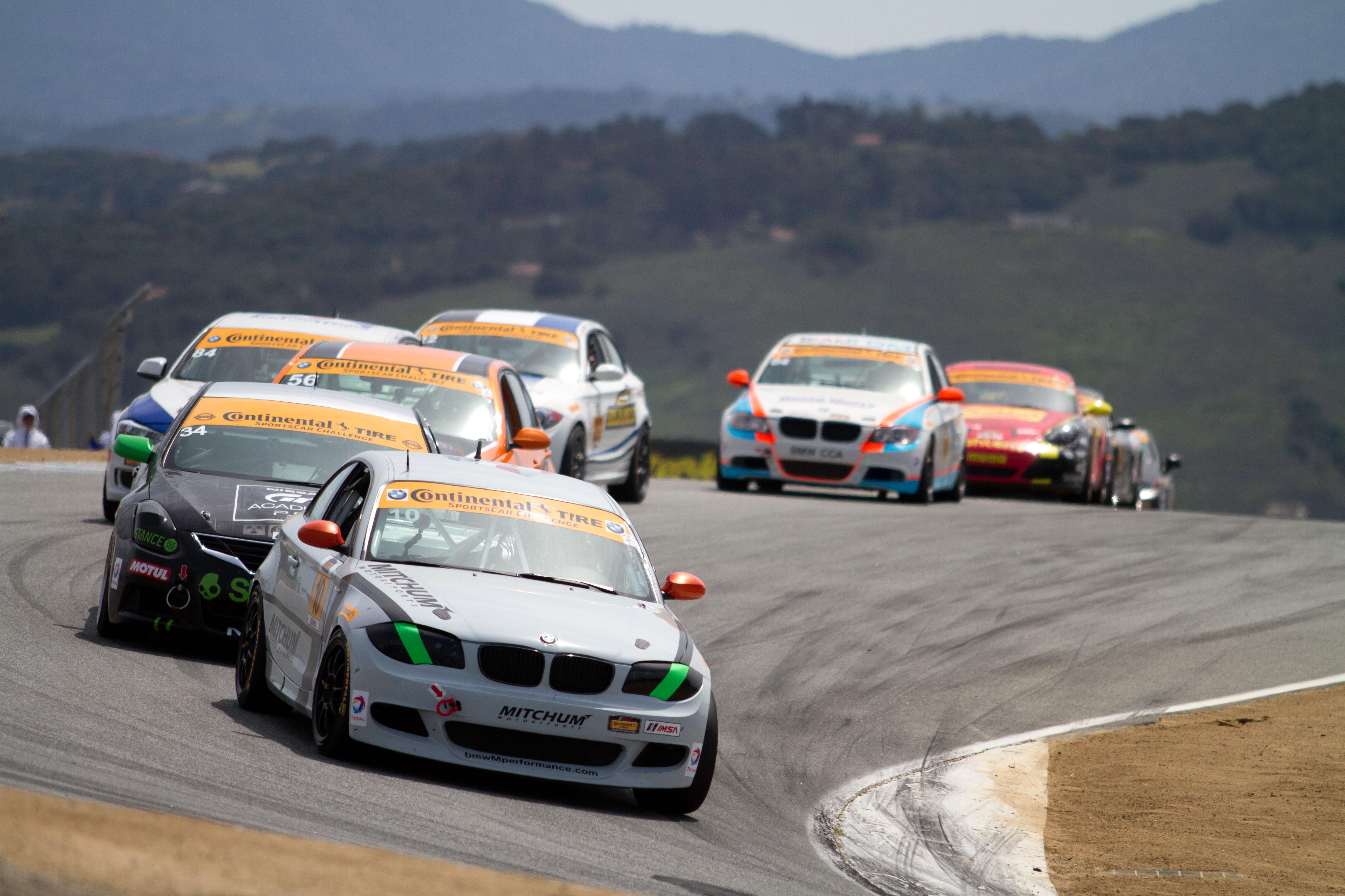 Laguna Seca – Build Race Party