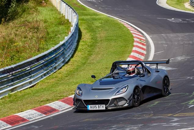 lotus 311 Nurburgring